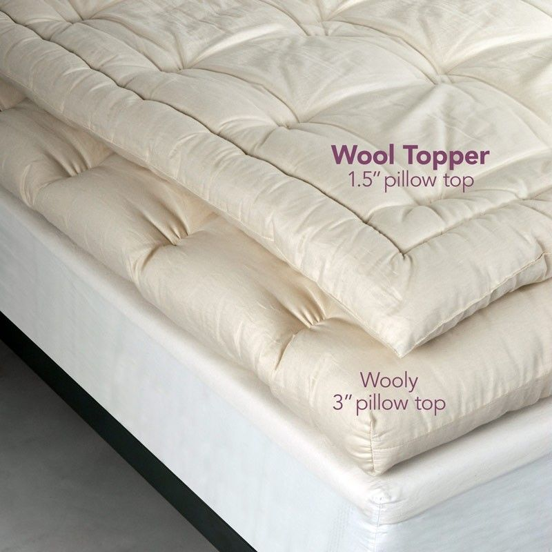 Exclusive Wool Mattress Topper A Perfect Choice Mattress Wool
