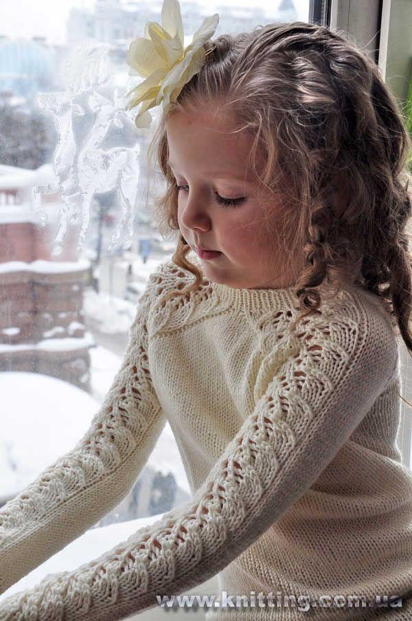 Пелых Наталья. Мое вязание. Вязание спицами 90