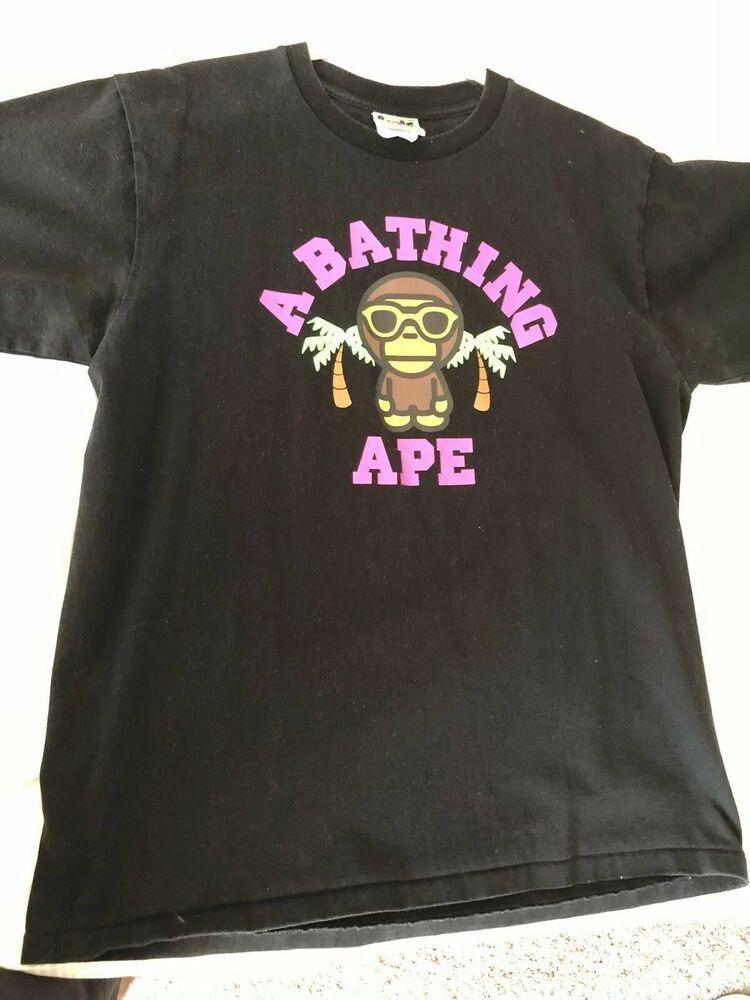 f4b4e570825b 100% AUTHENTIC BAPE SHIRT  fashion  clothing  shoes  accessories   mensclothing  shirts (ebay link)