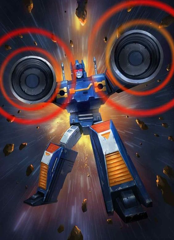 Decepticon Rumble Artwork From Transformers Legends Game