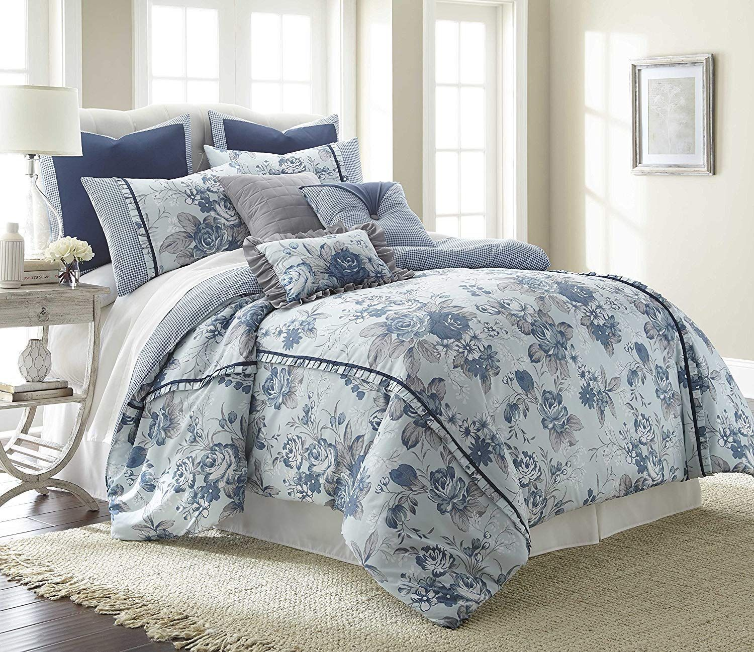 Farmhouse comforters rustic comforters in 2020 with