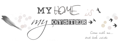 My home is my oyster