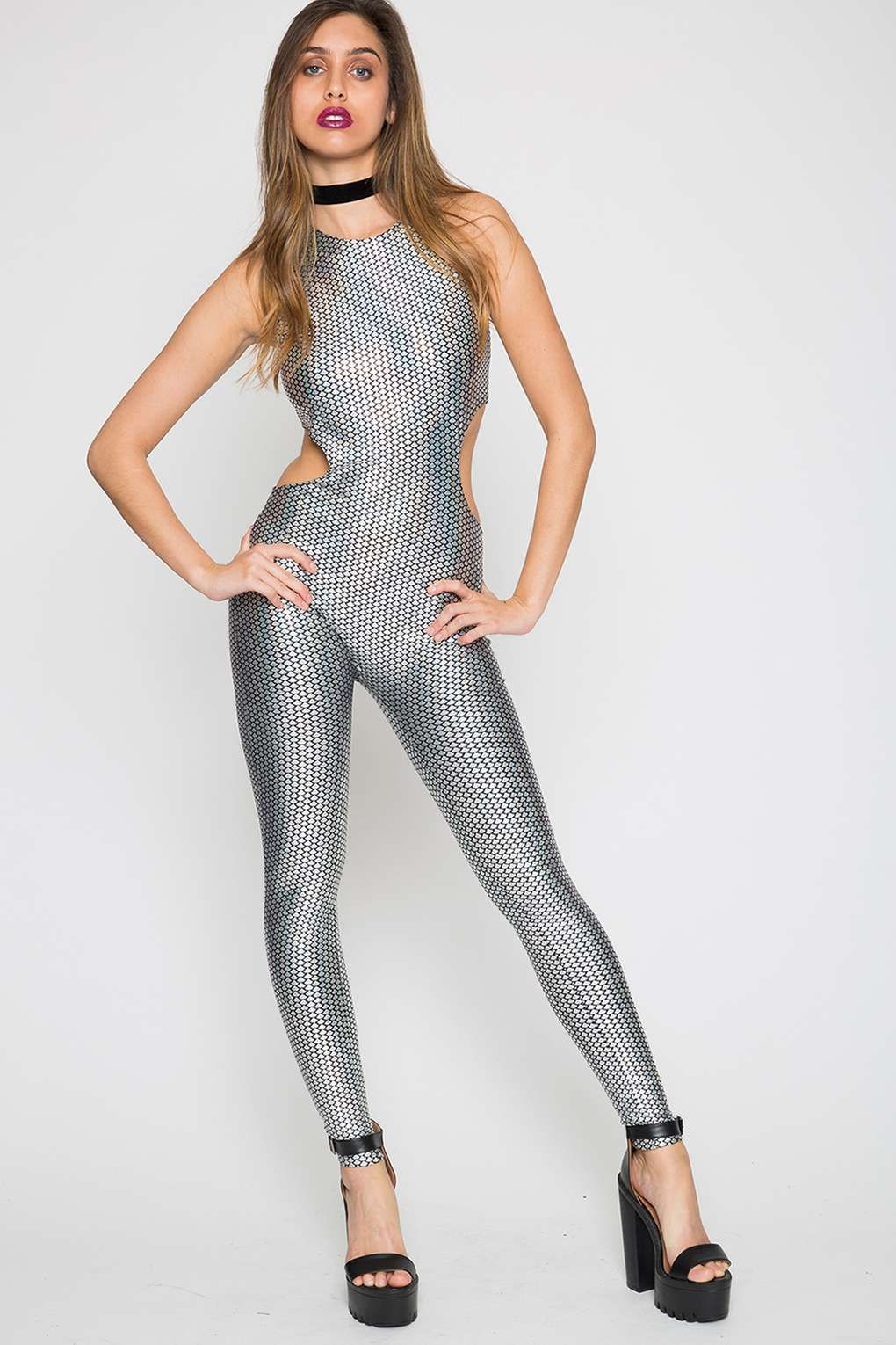 4c976834c34f   Mermaid Catsuit by Jaded London - Playsuits and Jumpsuits - Clothing - Topshop  Europe