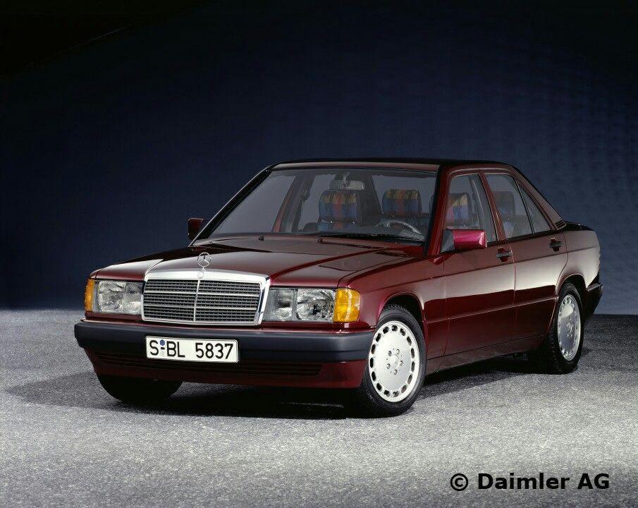 Mercedes benz w201 190e rosso mercedes w201 pinterest for 190e mercedes benz