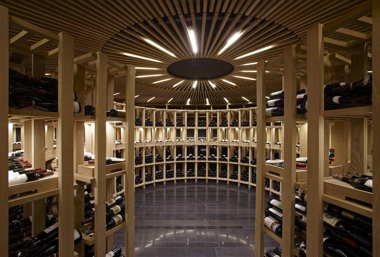La bodega atrio restaurant restaurantes pinterest - Montar una vinoteca ...