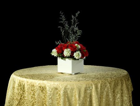 Wedding Linen Rentals Now Available From Premier Table Linens Our Somerset Damask Rental Line So Wedding Linen Rental Tablecloth Rental Table Linen Rentals