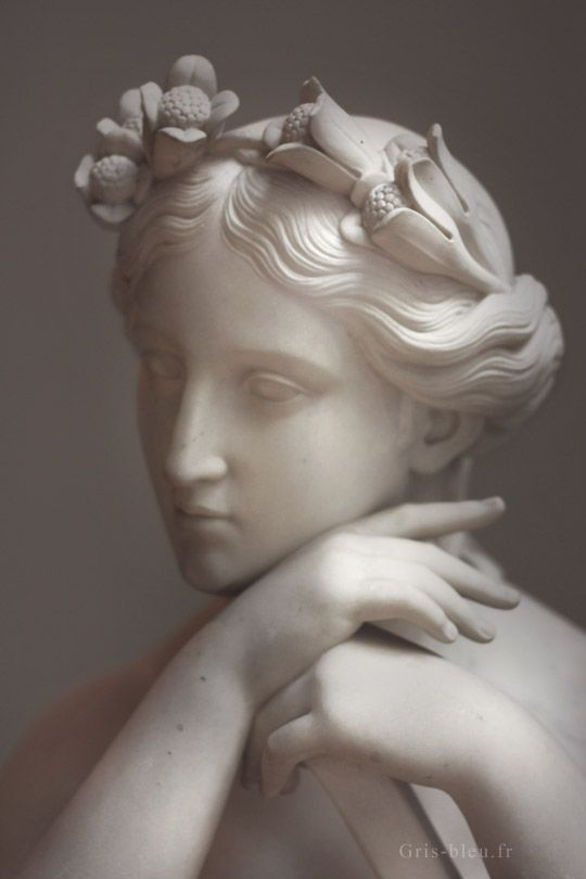 Psique ~ ~ Museo del Louvre en París