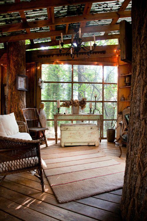 Tree House | Tumblr Magisches Baumhaus, Bildband, Gartenlaube, Home Deko,  Wohnzimmer,