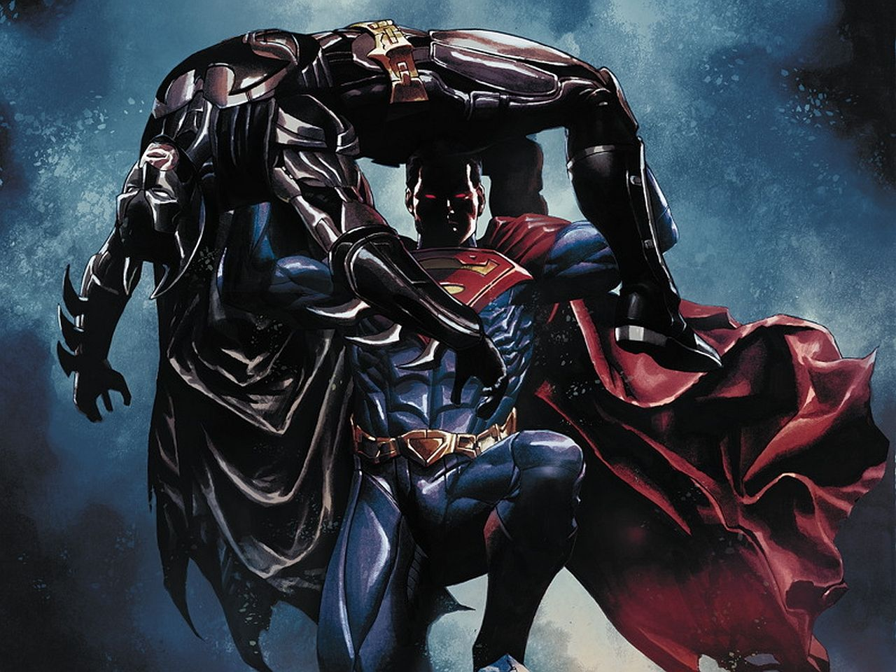 Comics Injustice Gods Among Us Superman Batman Wallpaper Injustice Superman Batman