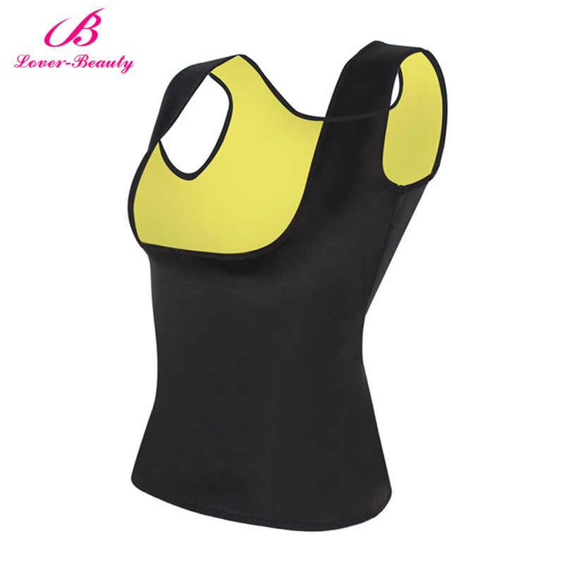 aa8f528243 Neoprene Sauna Waist Trainer Vest - Body Shaper for assisting Weight Loss.  - free shipping worldwide