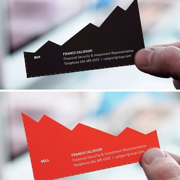 10 Out-of-the-Box Business Card Ideas From Instagram | Photos ...