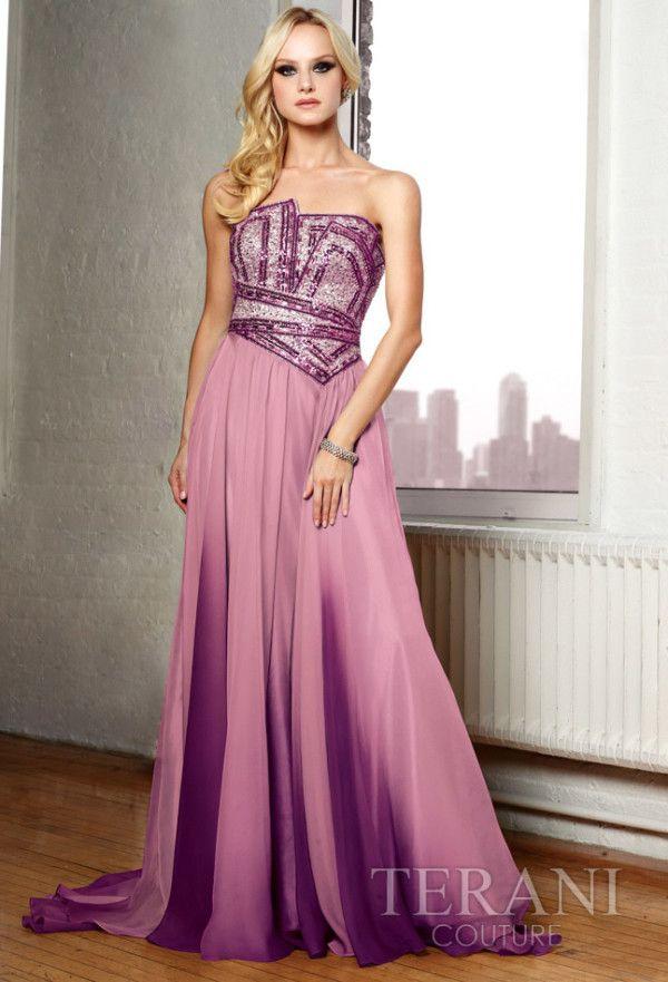 Los 10 mejores vestidos para la mamá de la Quinceañera | Quinceañera ...