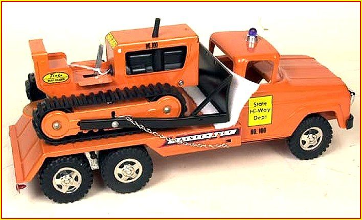 Toy Truck Storage - Listitdallas