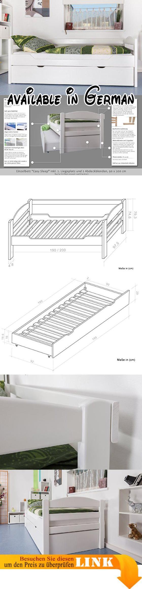 Wohndesign für 3 schlafzimmer bmdn  stauraumbett  einzelbett easy möbel khs