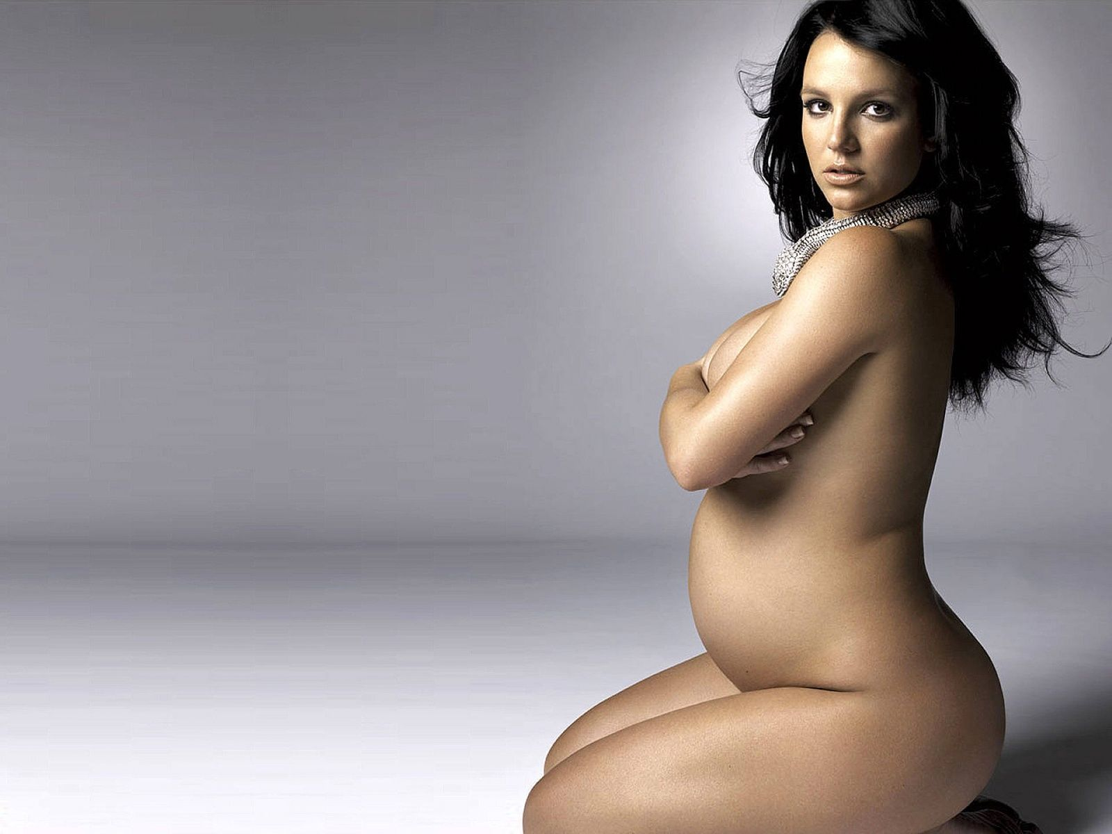 Britney spears pregnant porn 4