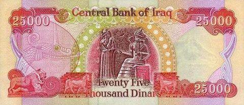SALE 1 Million Iraqi Dinar Circulated Notes $900 – Buy Iraqi Dinar Here