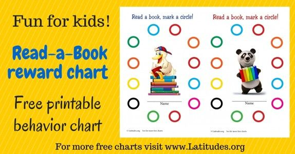 Free Printable Behavior Charts For Home And School  Behaviour