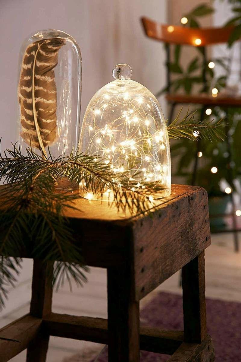 Dekoideen Zu Weihnachten 45 Attraktive Vorschlage Fur Innen Und
