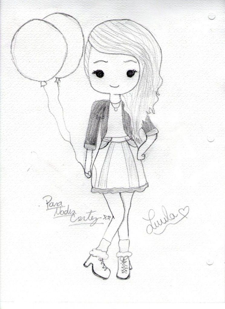 Cartoon Drawing Of People Best Photos Cher Lloyd Cartoon With Ur ...