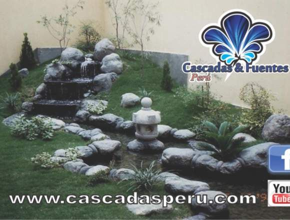 ESTANQUES ARTIFICIALES en Lima Perú Pinterest Estanques - estanques artificiales