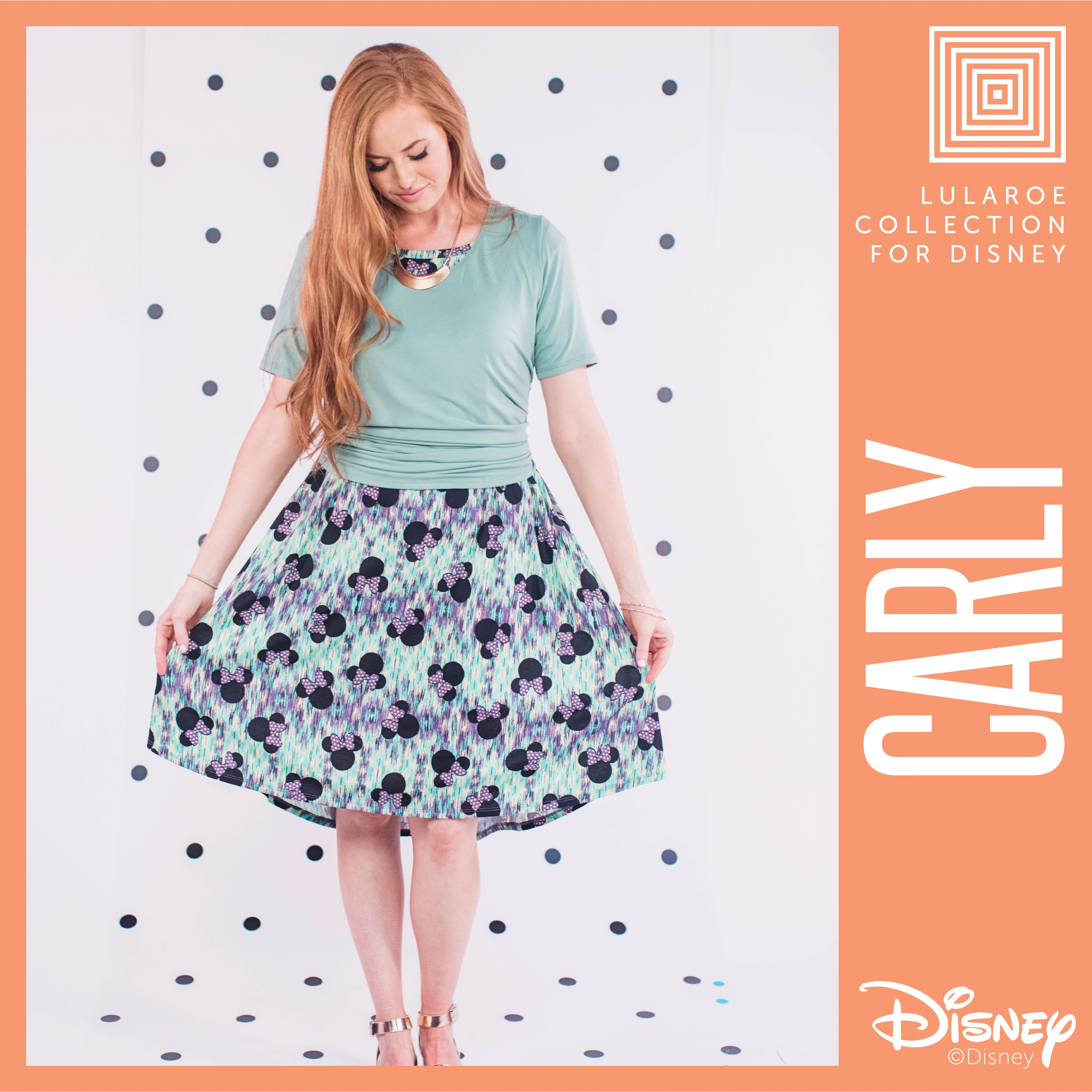 6357b83c541e57 LuLaRoe is launching a Collection with Disney, one of the world's most  creative and imaginative brands, that will see many of Disney's beloved  characters ...