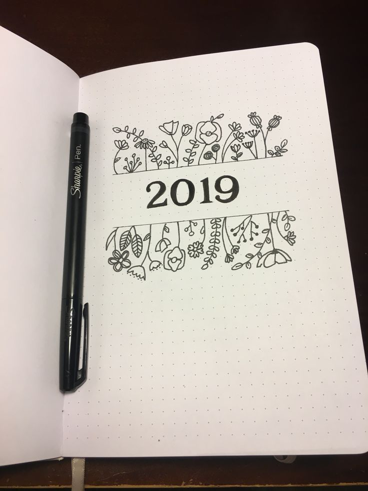 2019 Bullet Journal Spread  #bullet #journal #spread – Erziehung