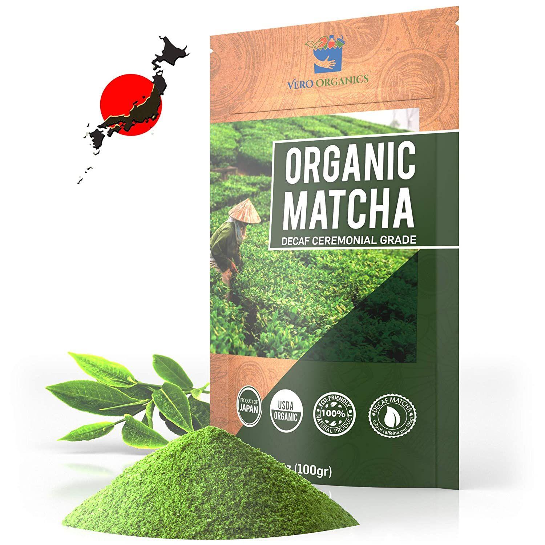 Photo of Matcha Vs Green Tea Caffeine