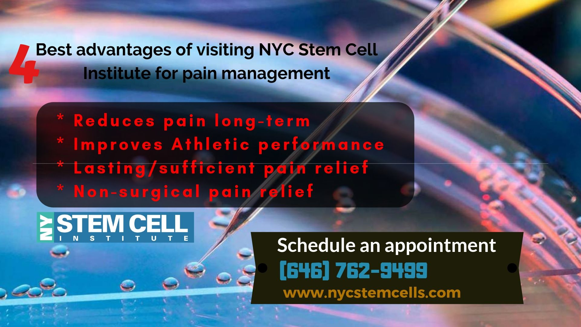 Pain Management NYC Providing Patients With The Most Advanced