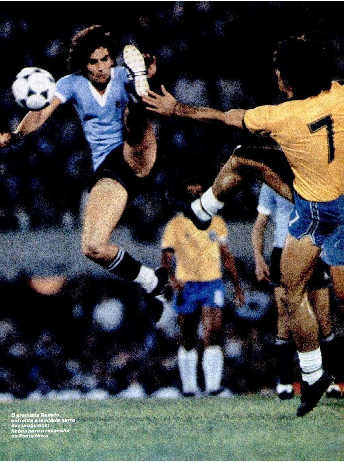 Image result for uruguay brasil copa america 1983