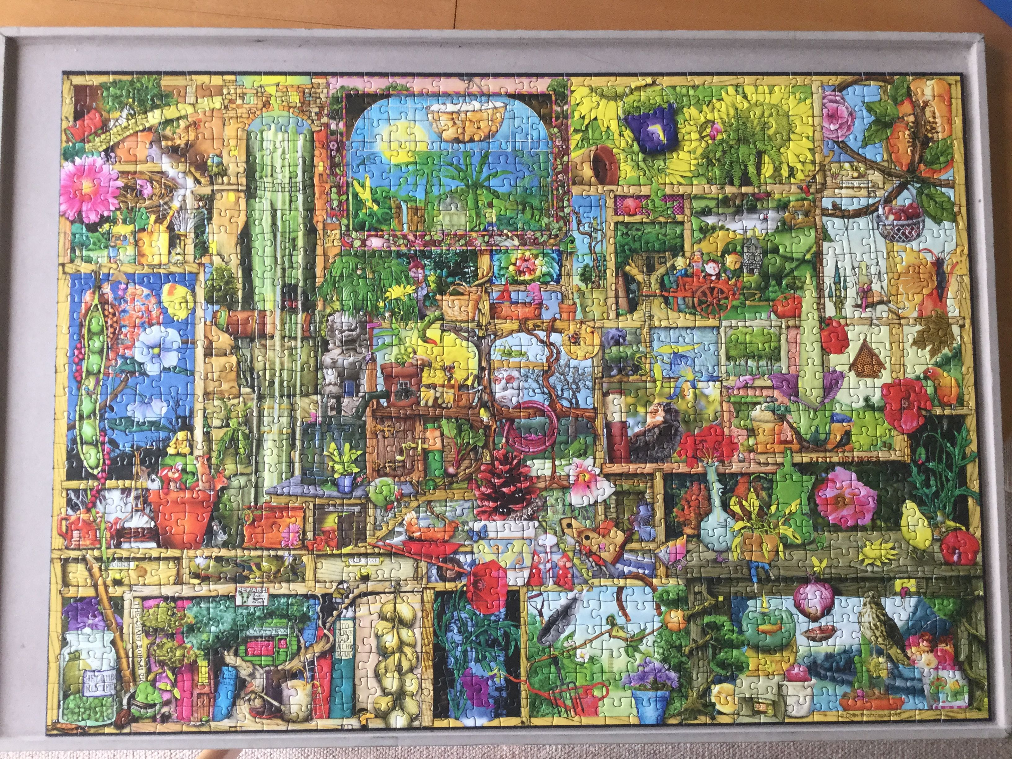 Pin on Jigsaw Puzzles I have completed