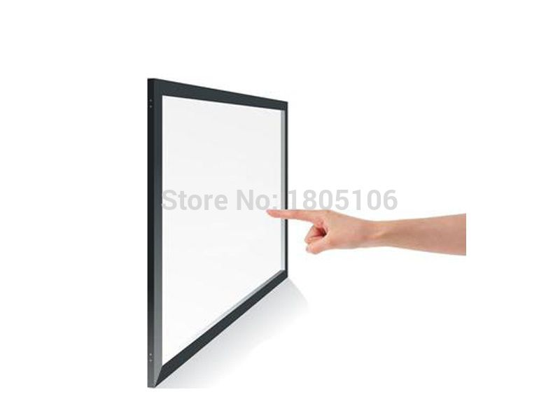 22 inch 2 points IR touch screen / IR touch panel for touch table ...