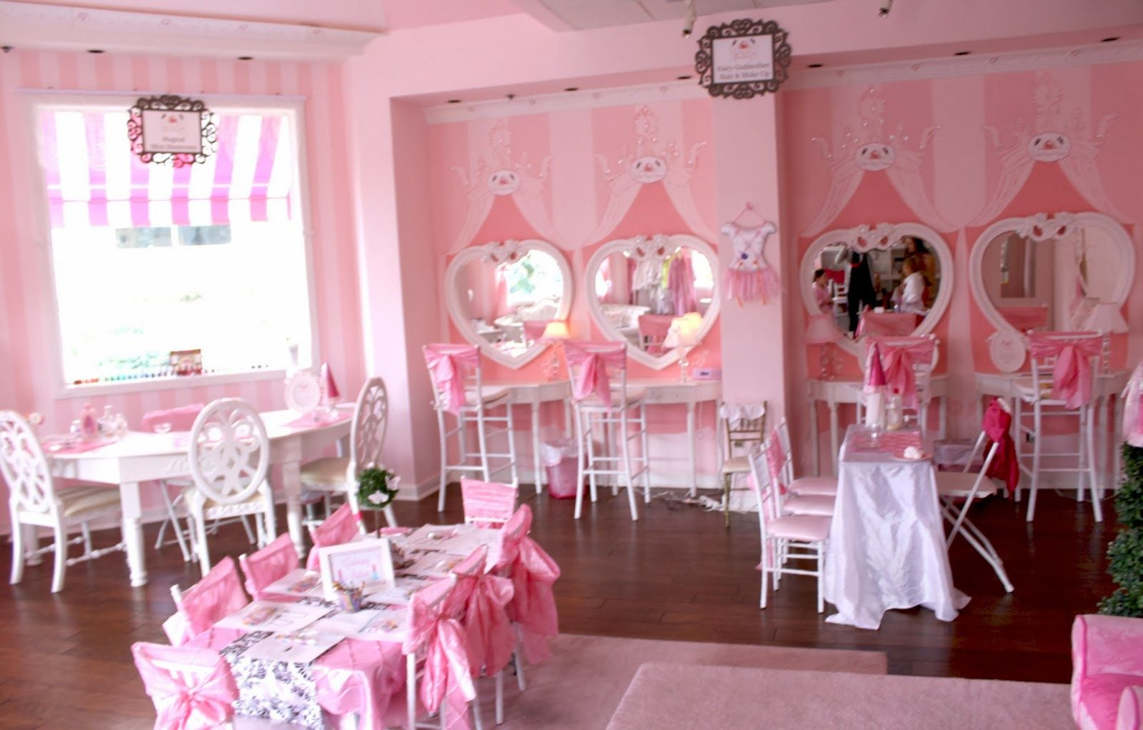The Larson Lingo Kate S Nail Salon Birthday Party Sugar