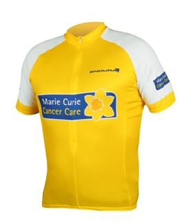 Marie Curie charity cycling jersey  cee4a9780