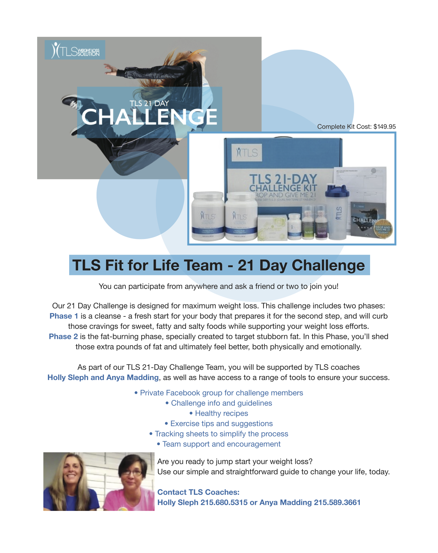 Tls 21 Day Challenge Review : challenge, review, Weight, Challenge, WeightLossLook