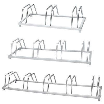3/4/5 bike stand rack #floor/wall #mount bicycle cycle storage #locking garage sh, View more on the LINK: http://www.zeppy.io/product/gb/2/361409207660/