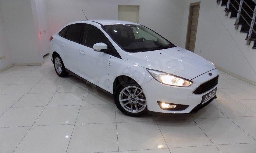 Focus Focus Iii Mca Trend X 1 6 Tdci 95 4k 2015 Ford Focus Focus Iii Mca Trend X 1 6 Tdci 95 4k