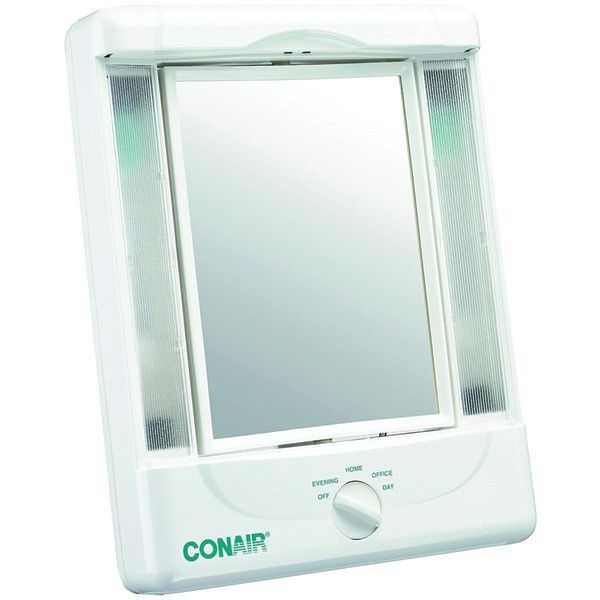 Conair Tm8lx3 2 Sided Makeup Mirror With 4 Light Settings Makeup