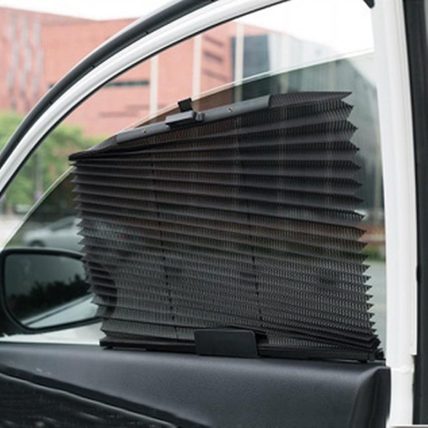 066d4d54bda Car Window Sunshade Curtain Black Side Rear Window Sunshade Sun Shade Cover  Mesh Visor Shield Screen Windshield Sunshade
