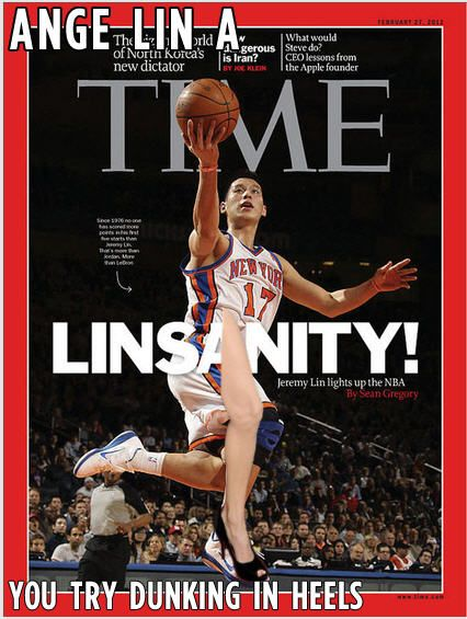 angeLINa - when memes collide #Legbomb #Linsanity