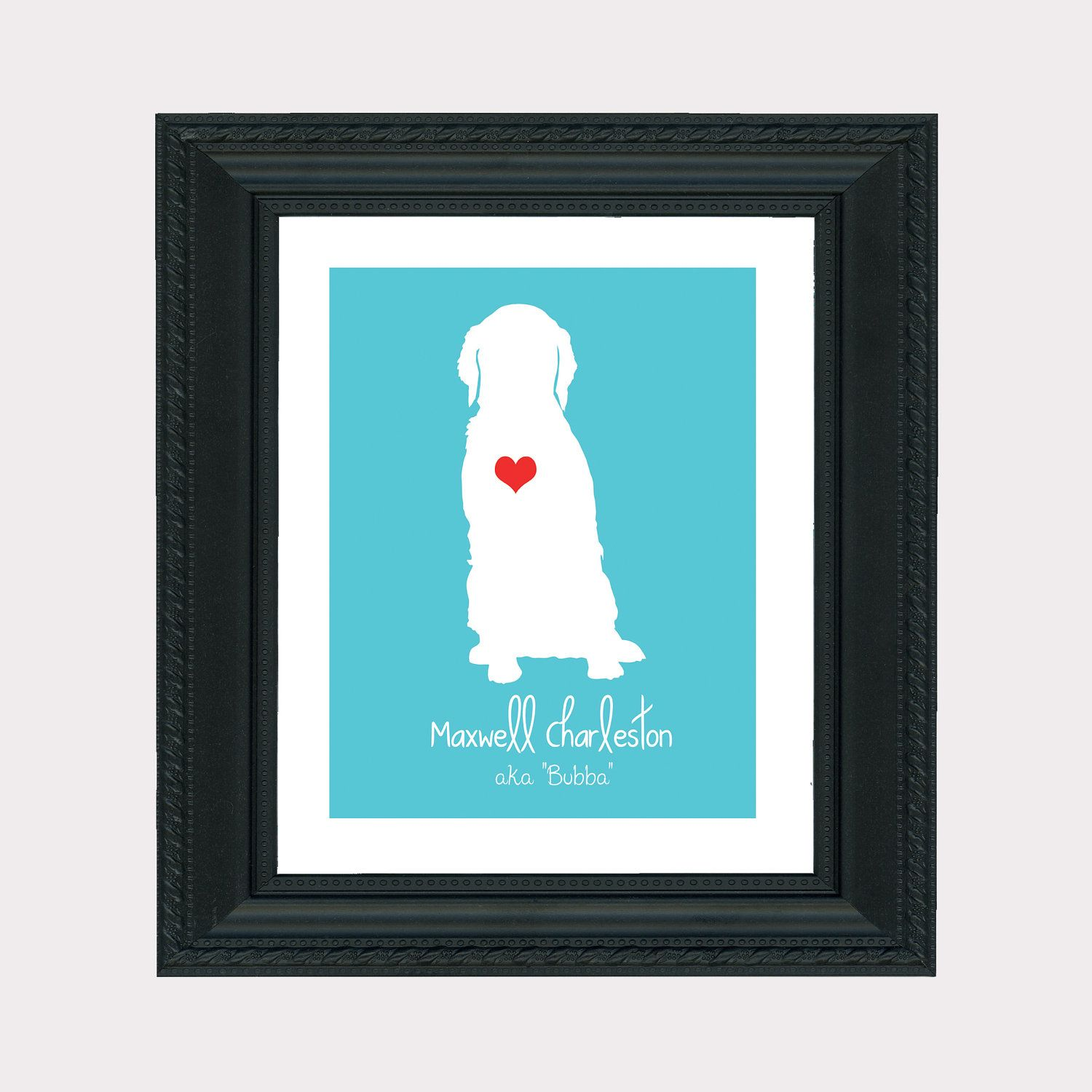 Golden retriever dog gift personalized pet gifts dogs