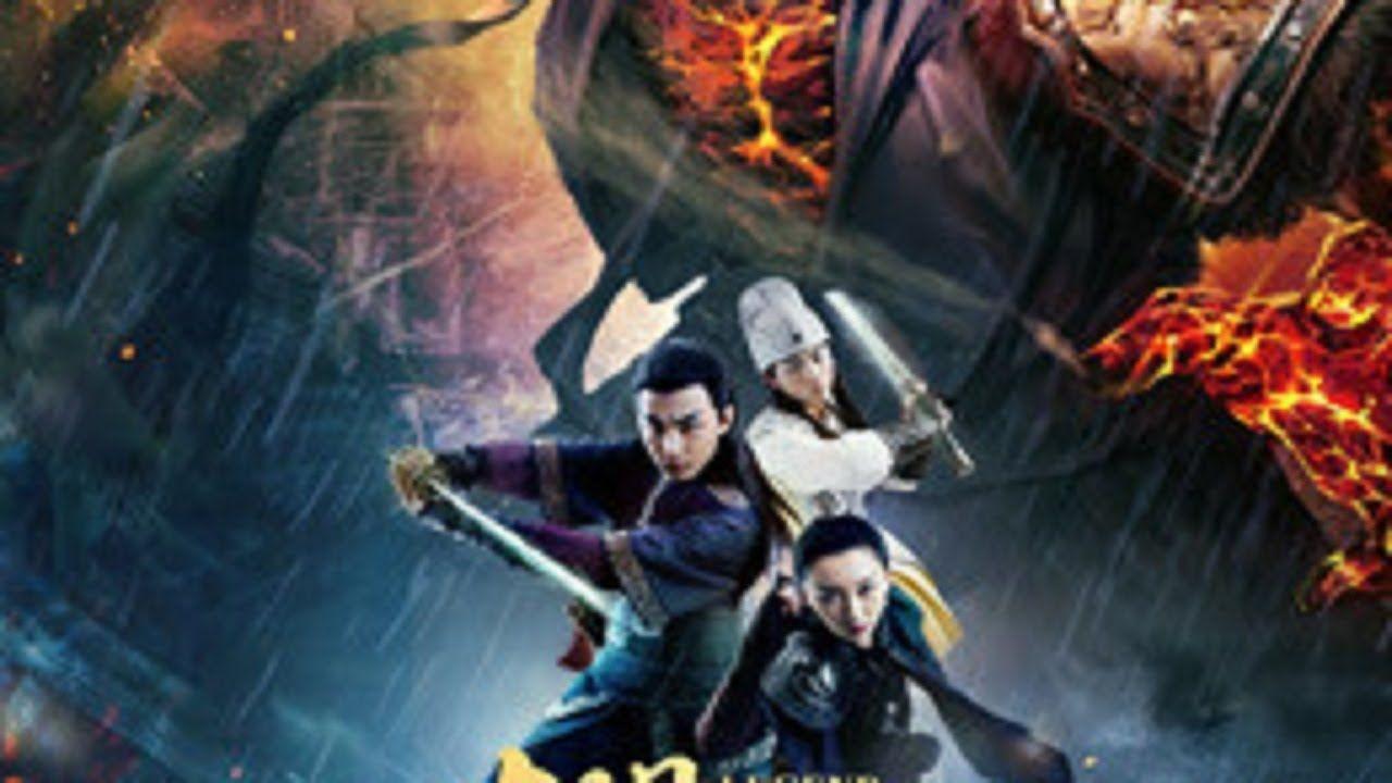2019 chinese new films new fantasy kung fu martial arts