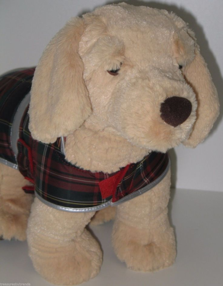 Adopt Me Eddie Bauer Plush Dogwears A Sweater Hes Cute And