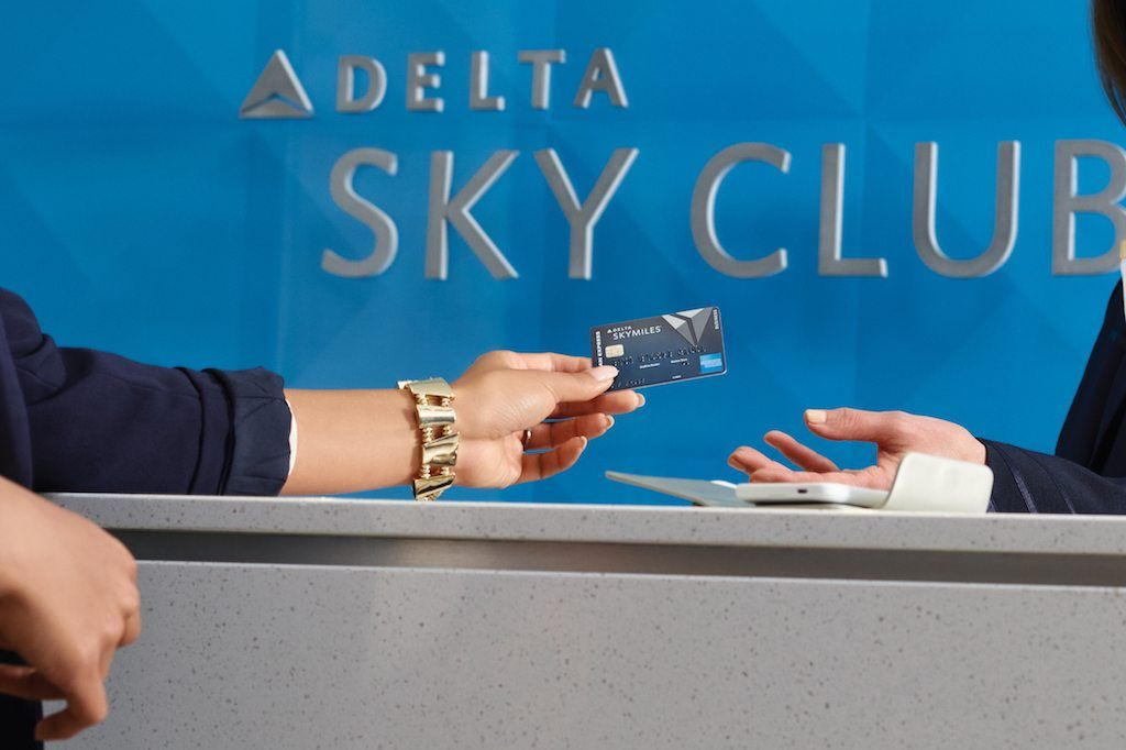 Delta Says Travelers Still Love Airline Credit Cards Even