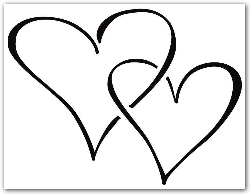 Imagenes Para Colorear De Corazones Fotos O Imagenes Portadas Para Facebook Heart Clip Art Love Heart Drawing Small Heart Tattoos