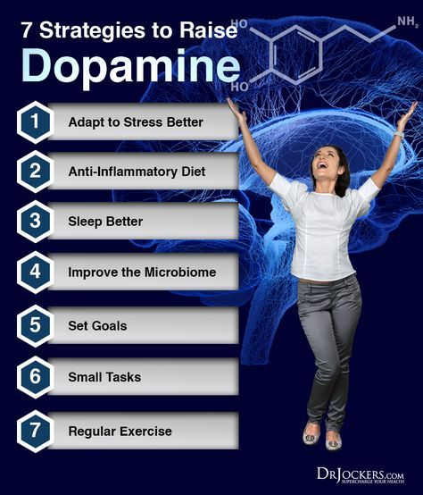 Photo of Boost Up Dopamine for Motivation and Focus – DrJockers.com