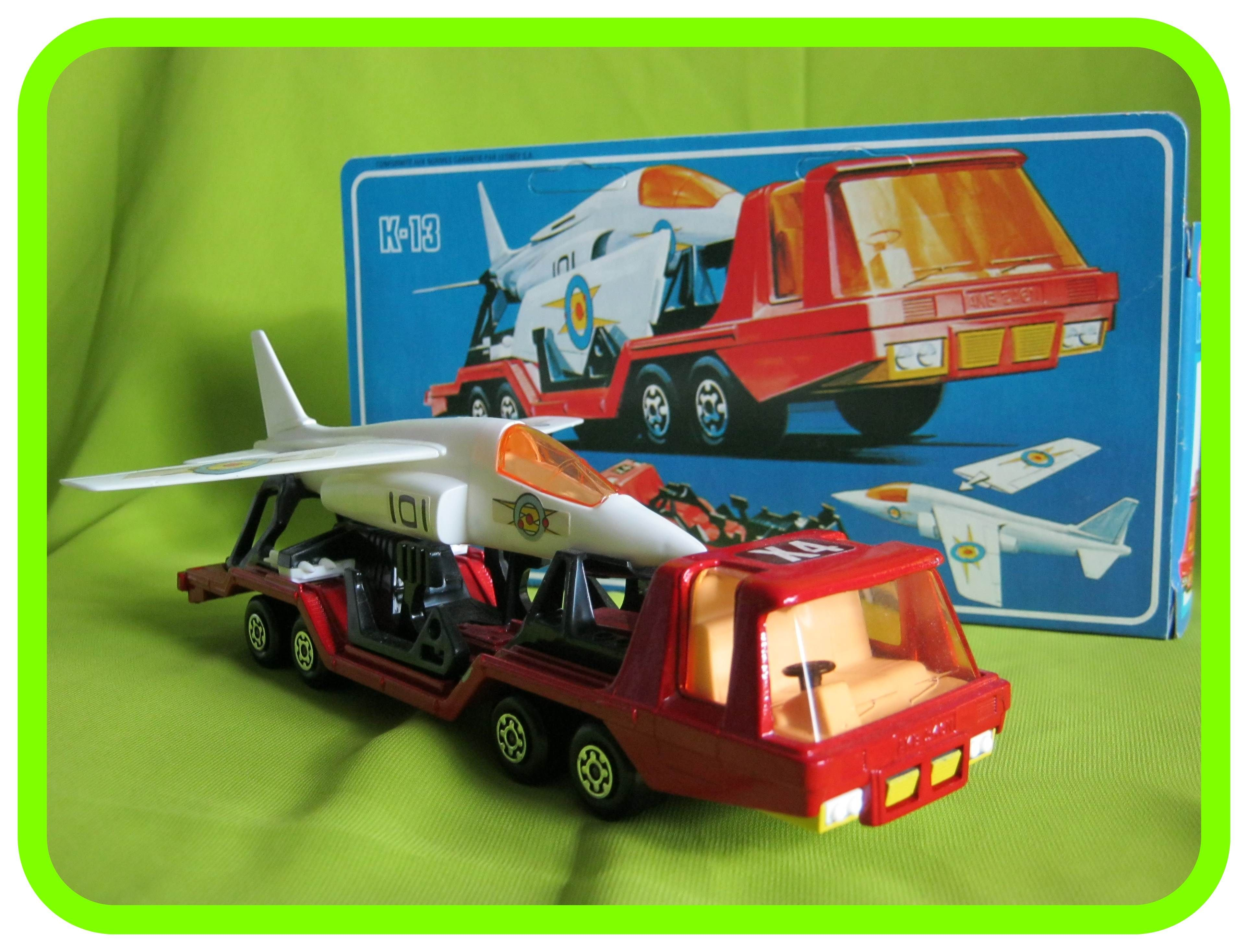 K13 Aircraft Transporter Toy Model Cars Toy Car Mattel Hot Wheels