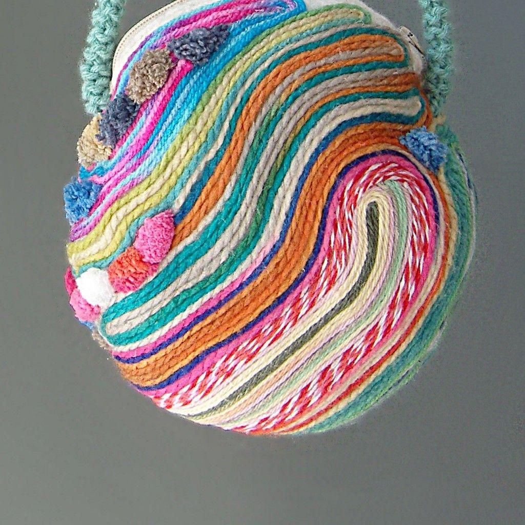 bohemian textile purse | Try Handmade Gallery | Free Handmade Advertising