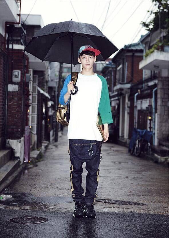 EXO // Growl // Chen | KPOP Teaser & Jacket Photos ...