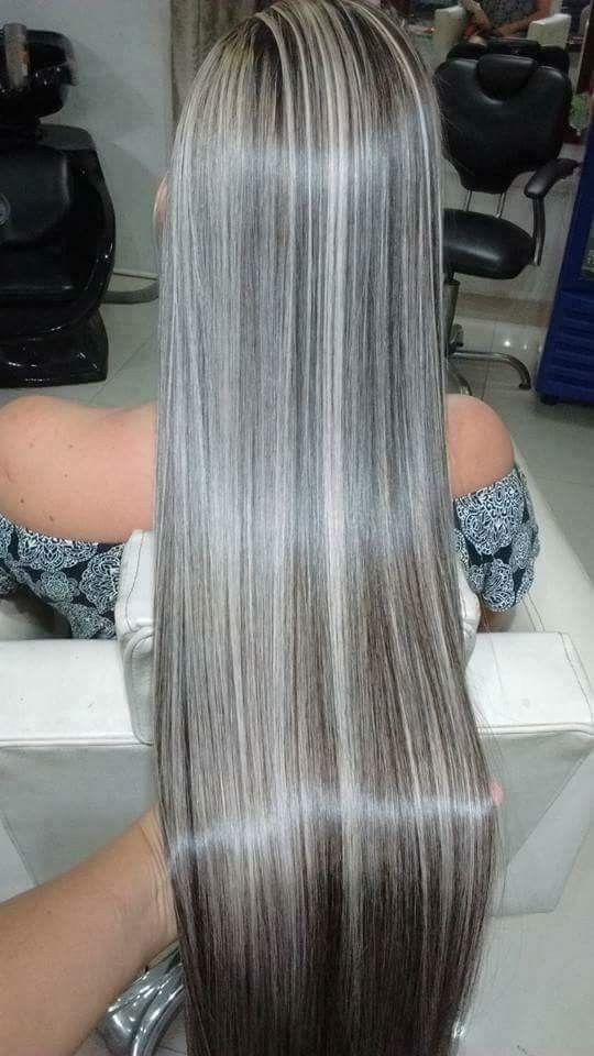 Pin By Julie Haralson On Bolds Pinterest Hair Coloring Gray