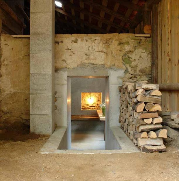 Bauernhaus . Cilli - Peter Haimer Architektur